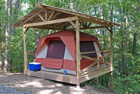 building a tent platform 17 best images about bush cs on pinterest trekking