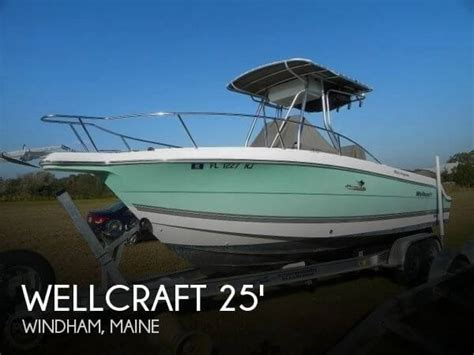 wellcraft boats for sale in maine sold wellcraft 250 fisherman tournament edition boat in