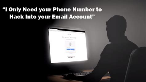 email hack simple trick requires only your phone number to hack your