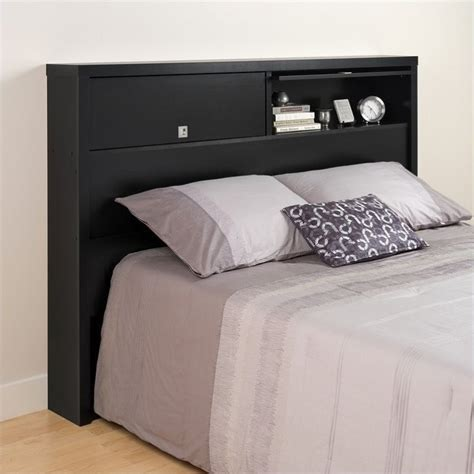 black bookcase headboard queen 2 door full queen bookcase headboard in black bhfx 0502 1
