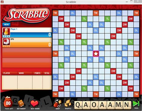 scrabble for one free scrabble free rocky bytes