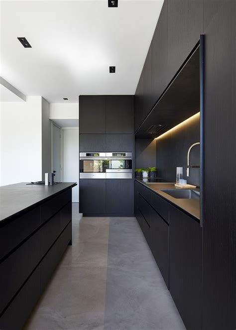 black kitchen 25 best ideas about black kitchens on pinterest modern