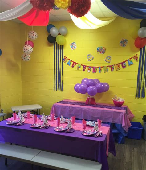 decorations for birthday party for kids home party ideas