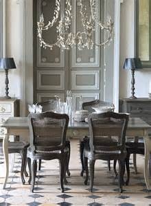 French Country Dining Room Table Country Homes And Interiors French Style Dining Room Blog