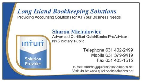 Free Template Business Cards For Bookkeeping Services by Business Cards Bookkeeping Services Gallery Card Design