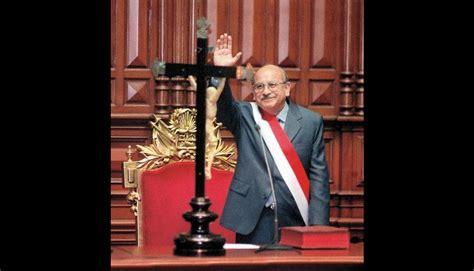 valentin paniagua corazao valent 237 n paniagua hace 15 a 241 os lleg 243 a ser presidente