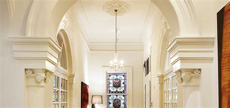 Corbels Sydney plaster cornice ceiling roses ceiling panels columns and corbels plaster profiles