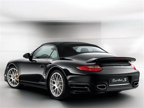 Porsche 911 997 Turbo by 911 Turbo S Convertible 997 911 Turbo S Porsche