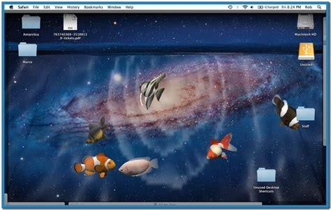 3d desktop aquarium screensaver 1 9 mac os x free