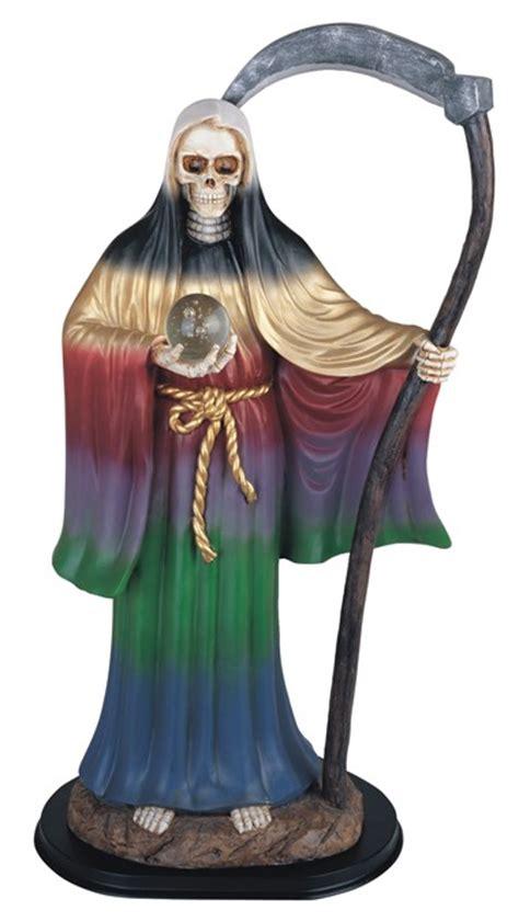 santa muerte rainbow gsc imports