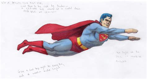 flying with a superman flying drawing www pixshark images galleries with a bite