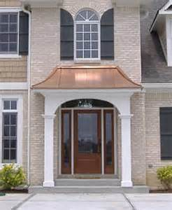 Awnings Ny Copper Gutters Installation Architectural Copper Work