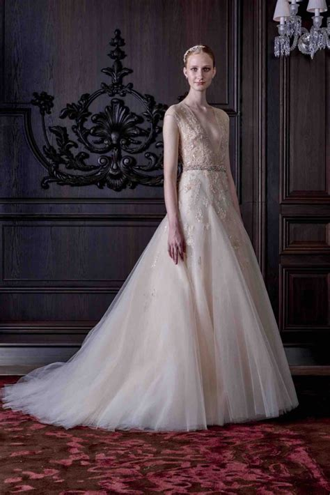 Wedding Dresses Lhuillier by Lhuillier Wedding Dresses 2016 Modwedding