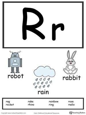 colors starting with r words starting with letter r myteachingstation