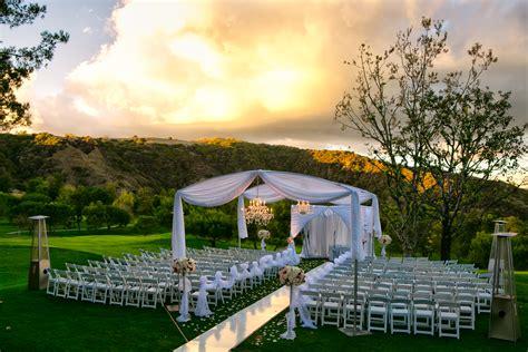 unique outdoor wedding venues los angeles 2 los angeles outdoor wedding venue mountaingate country club
