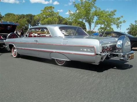 silver 64 impala 17 best ideas about 64 impala on chevrolet