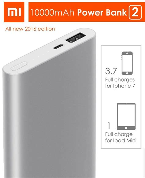 Powerbang Xiaomi 10000 mah power bank xiaomi oryginalny tylko na