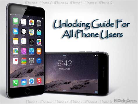 iphone unlock unlocking guide for iphone users gadgtecs
