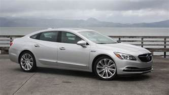 Buick Lecross 2017 Buick Lacrosse Release Date Price And Specs Roadshow