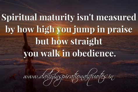 when to jump if the you isn t the you want books spiritual maturity isn t measured by how high you jump in