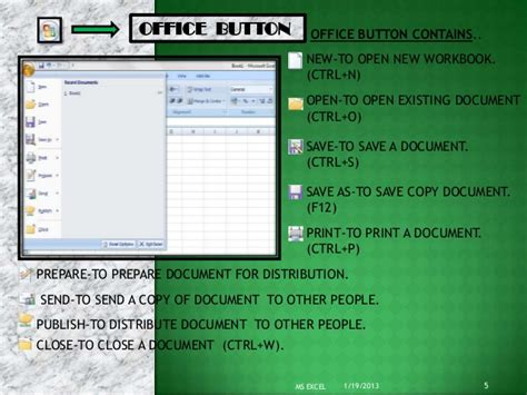 Ms Excel Ppt Presentation Exle Powerpoint Presentation For