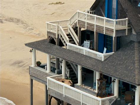 nights in rodanthe house address inn at rodanthe decks and blue shutters hooked on houses
