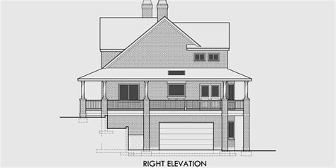 house plans daylight basement brick house plans daylight basement house plans