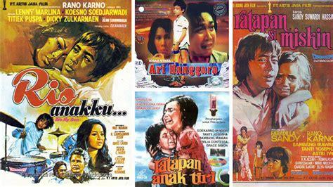 kumpulan judul film indonesia sedih film sedih indonesia jaman dulu yang menguras air mata