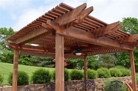 Large Pergola Design Ideas Home Design Ideas Images Of Pergolas Design