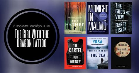 books like the girl with the dragon tattoo books to read if you like the with the