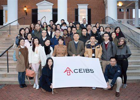 Ceibs Mba 2017 Leela Greenberg by Ceibs Students Explore Entrepreneurship At Darden And In D