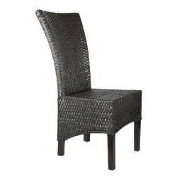 chaise rotin gris chaise design grise chaise en rotin