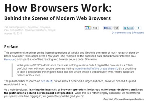 how browser works behind the scenes of modern web browsers web resources
