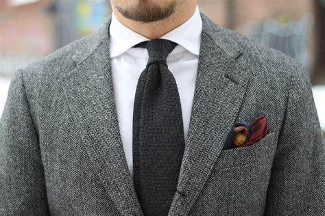 gray herringbone wool suit guide to basics dresslikea