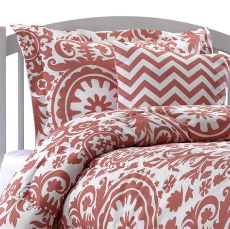 coral twin xl comforter twin xl home and coral duvet on pinterest