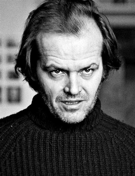 actor with evil eyebrows jack nicholson improved with age maybe he softened