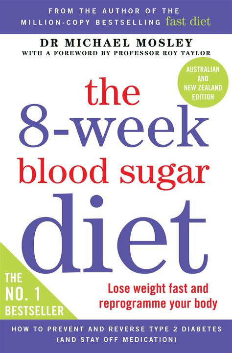 That Sugar Book the 8 week blood sugar diet book by michael mosley