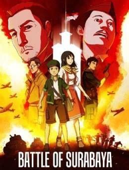 film perjuangan bung tomo battle of surabaya animasi 2d karya anak bangsa bakwan