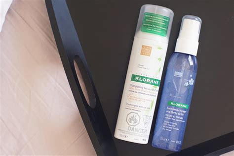 Klorane Leave In Spray With Flax Fiber Fain Flat Hair 125 Ml 1 thenotice klorane shoo tint leave in spray with flax fiber review for lazy