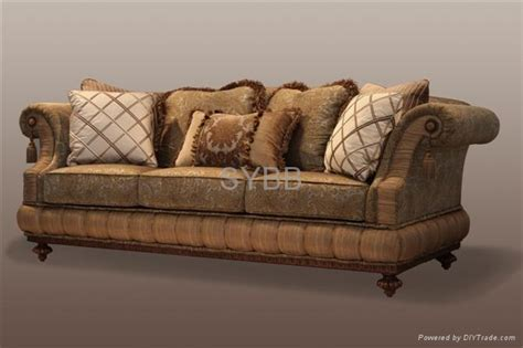 American style classical sofa (China Manufacturer)   Living Room Furniture   Furniture Products