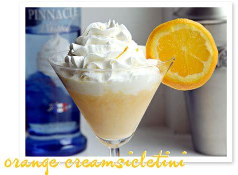 stir it up orange creamsicletini green kangaroo