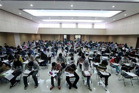 Kursi Tamu Di Tasikmalaya alokasi kursi ujian sub panlok tasikmalaya hir penuh republika
