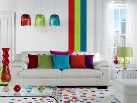 Blue Painted Bedrooms wandgestaltung wohnzimmer mutige und moderne wahl
