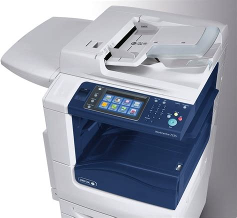 xerox workcentre 7225 color multifunction printer