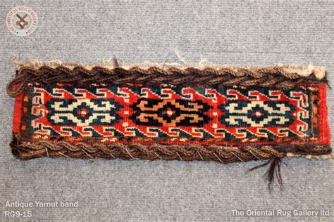 rug band the rug gallery ltd rugs carpets gallery antique yamut band s w turkmenistan