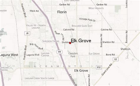 california map elk grove elk grove location guide