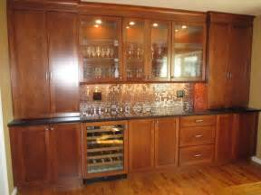 built in dining room cabinets for the home