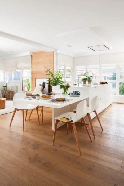 isla  cocina  mesa casa web