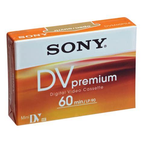 Digital Casete Casete De V 237 Deo Digital Sony Dvm60pr Deskidea