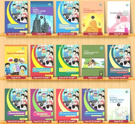 Buku Teks Tematik Terpadu Tema Sehat Itu Penting Untuk Sd Mi Kelas V buku revisi 2017 kelas 5 kurikulum 2013 mi wajib belajar